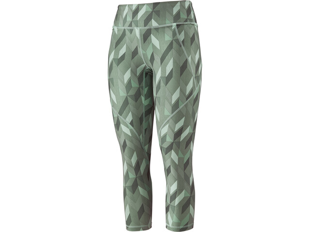 Patagonia Centered Crops Women fast quilt/gypsum green